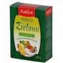 Herbata Bastek zielona z cytryną- liść. 100g