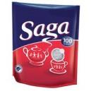 Herbata Saga 100 okrągłych torebek x 1,4g