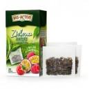 Herbata Big-Active zielona malina+marakuja 20TB/34g