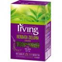 Irving Herbata Zielona Liściasta 100G
