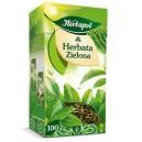 Herbata Herbapol zielona  liściasta 80g