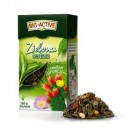 Herbata Big-Active zielona z opuncją - liść. 100g
