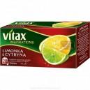 Herbata Vitax Inspirations Limonka& cytryna 20TB/40g