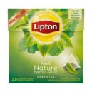 Herbata Lipton Piramidki Green Fresh Nature Tea 20tb