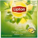 Herbata Lipton Piramidki Green Cytryna/Melisa20tb