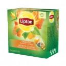 Herbata Lipton Piramidki Green Mandarynka/Pomarańcza 20tb