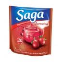 Herbata Saga Żurawina 20TB/34g