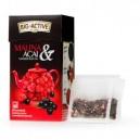 Herbata czarna  Big-Active Malina&Acai  20tbx2g