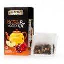 Herbata czarna  Big-Active Pigwa&Granat  20tbx2g