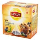 Lipton Piramidki Blueberry Muffin  20tbx1,6g