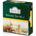 Herbata Ahmad English Tea No.1-  100TBx2g + kubek