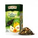 Herbata Big-Active zielona z pigwą- liść. 100g