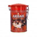 Akbar Tea Ceylon 100g liść puszka
