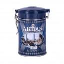 Akbar Tea Earl Grey 100g liść puszka