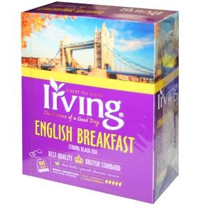 Herbata Irving  Śniadaniowa czarna  100TB x 2g