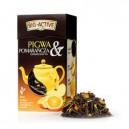 Herbata Big-Active czarna z pigwą i pomar.  liść 80g